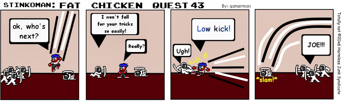 low kick